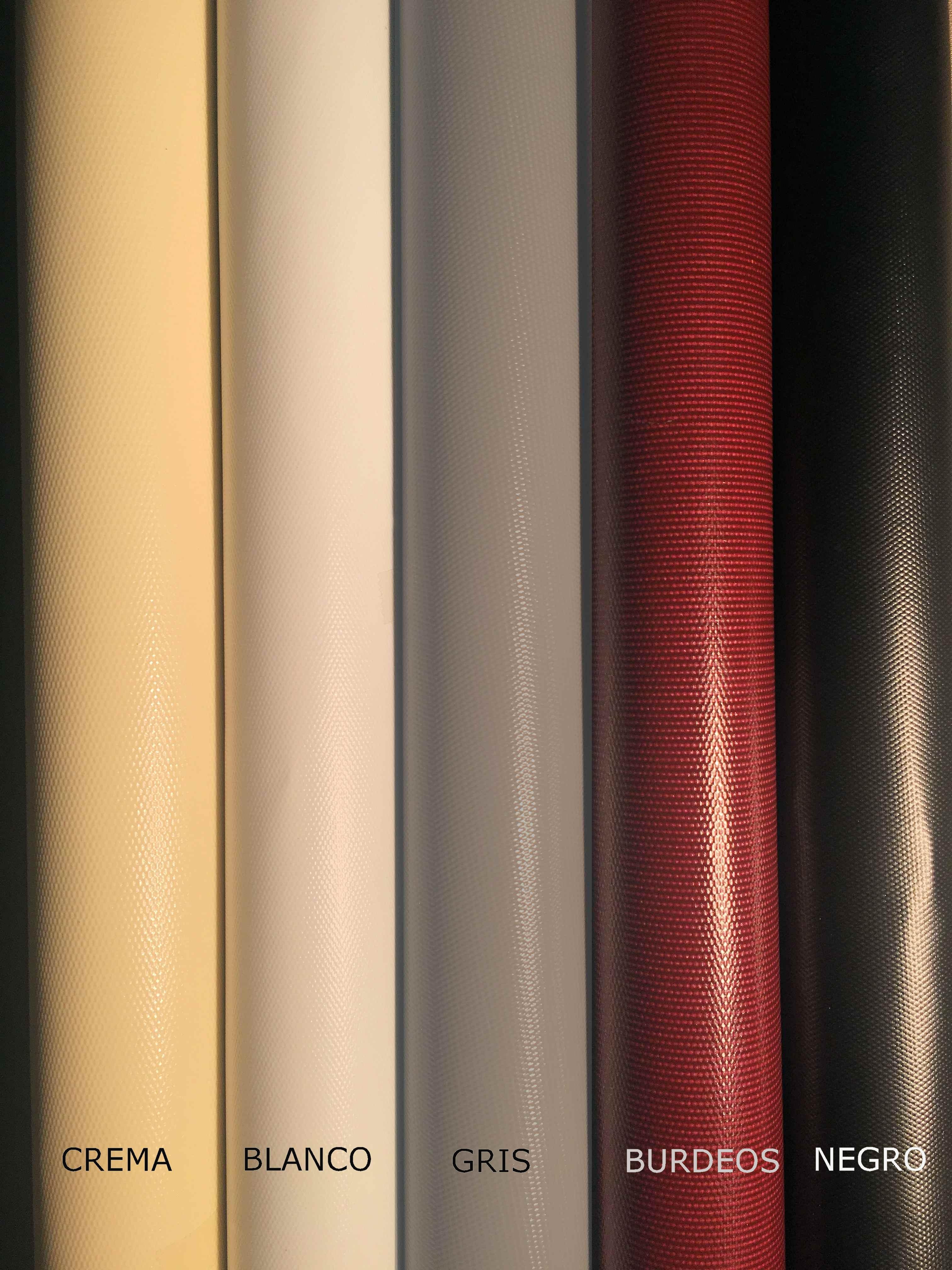 Tela impermeable en metros for Tela exterior impermeable