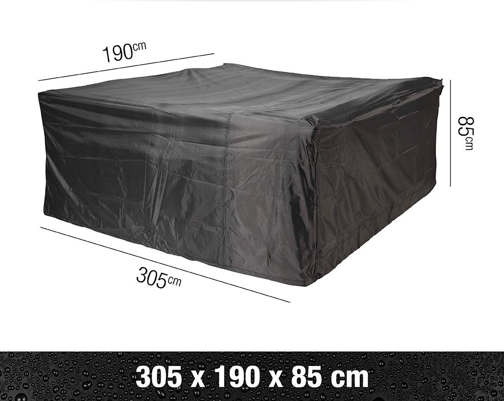 Funda para mesa y sillas rectangular 305 x 190